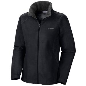 Columbia Dotswarm II Plus Full Zip Fleece Mid Layer Top (Women's)