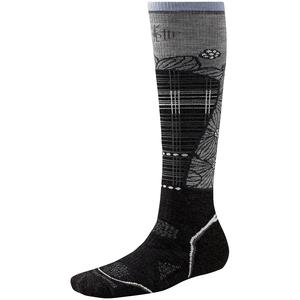 SmartWool PhD Ski Medium Pattern Socks (Women's)