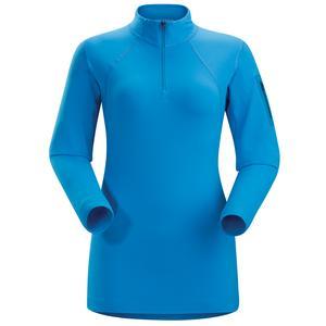 Image of Arc'teryx Rho Lt Women's Zip Neck Mid-Layer (Women's)