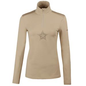 Image of Allsport Carmen Half Zip Turtleneck Mid-Layer (Women's)