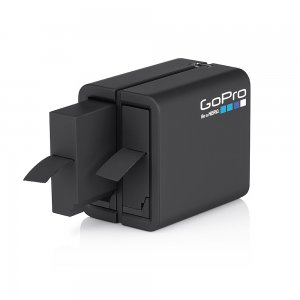 Image of GoPro Dual Battery Charger and Battery
