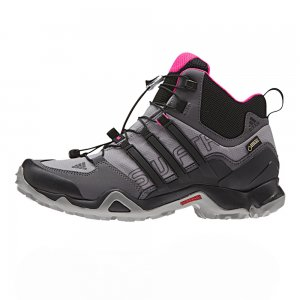 Image of Adidas Terrex Swift R Mid GORE-TEX Hiking Boot (Women's)