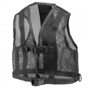 High Range Gear Mesh Kids Training Vest with Harness (Kids')