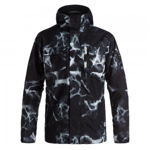 Quiksilver Mission 3 in 1 Insulated Snowboard Jacket (Men's)