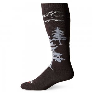 Hot Chillys Adventure Mid Volume Ski Sock (Men's)
