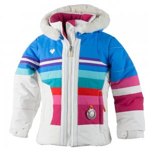 Obermeyer Snowdrop Insulated Ski Jacket (Little Girls')