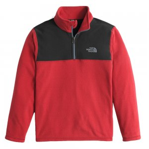 The North Face Glacier 14 Zip Fleece Mid Layer Boys