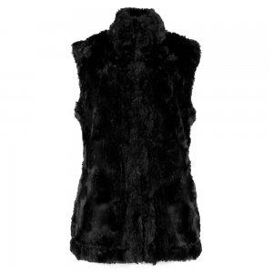 Sno Skins Faux Fur Vest (Women's)