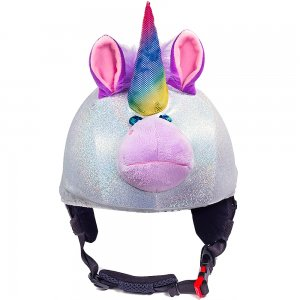 Image of crazeeHeads Sparky the Unicorn Helmet Cover (Kids')