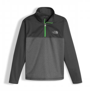 The North Face Tech Glacier Half Zip Fleece Mid Layer (Boys')