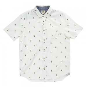 Vans Houser Short Sleeve Button Up Shirt (Men's)