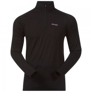 Bergans of Norway Fjellrapp 1/2 Zip Baselayer Top (Men's)