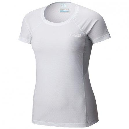Montrail by Columbia Titan Ultra Short Sleeve Running Shirt (Women's) - White
