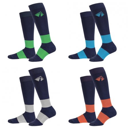 Lift 23 Ultralight Ski Sock (Men's) - Navy