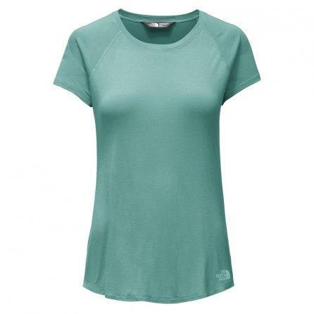 The North Face Versitas Short Sleeve Shirt (Women's) - Agate Green