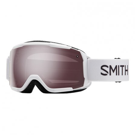 Smith Grom Goggles (Kids') - White