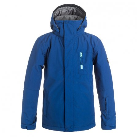 Quiksilver Mission Solid Insulated Snowboard Jacket (Boys') -
