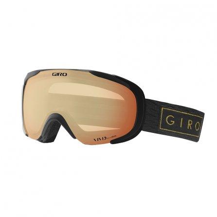 Giro Field Goggles (Women's) - Black/Gold Bar