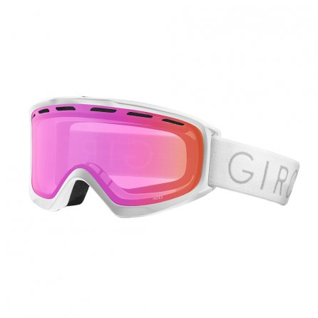 Giro Index OTG Goggles (Adults') - White Core Light