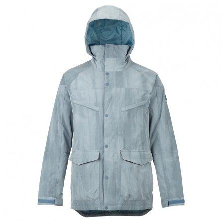 Burton Breach Insulated Snowboard Jacket (Men's) - LA Sky Distress