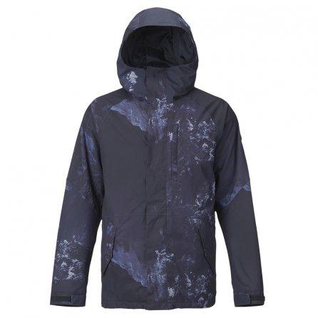 Burton Radial GORE-TEX Shell Snowboard Jacket (Men's) - Nix Olympica