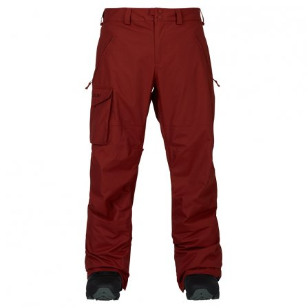 Burton Covert Insulated Snowboard Pant (Men's) - Fired Brick