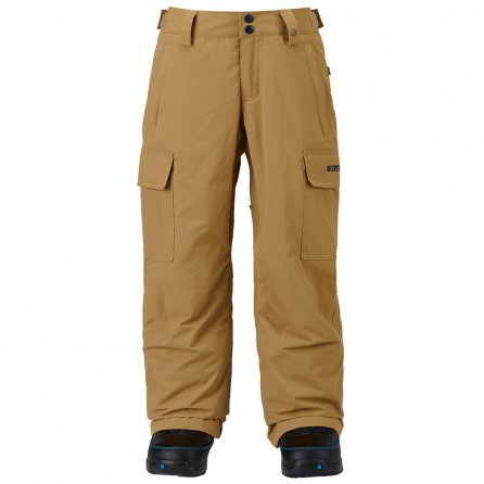 Burton Exile Cargo Insulated Snowboard Pants (Boys') - Kelp