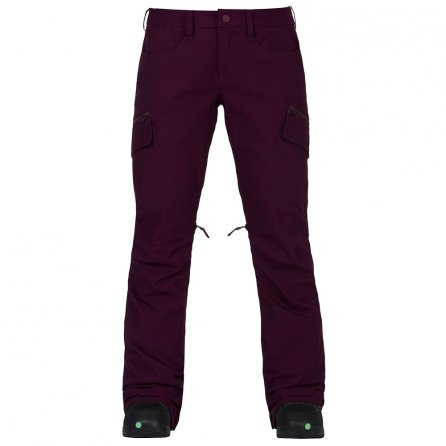 Burton Gloria Stretch Shell Snowboard Pant (Women's) - Starling