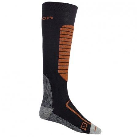 Burton Merino Phase Sock (Men's) - True Black