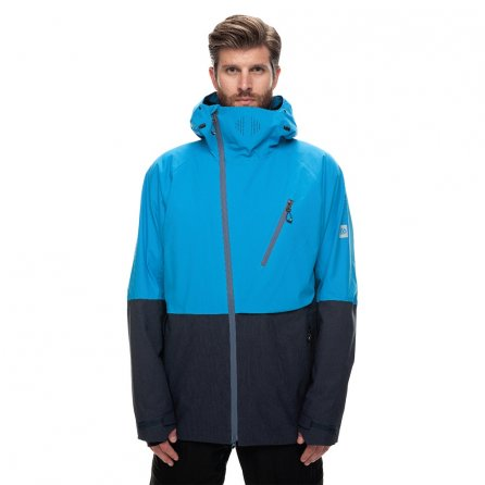686 GLCR Hydra Thermagraph Insulated Snowboard Jacket (Men's) - Bluebird Twill