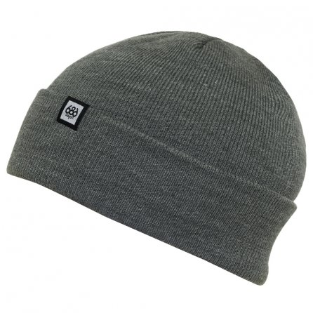 686 Standard Beanie (Men's) - Charcoal/Gray