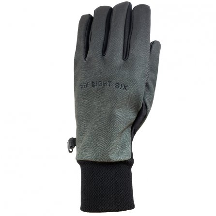 686 Formfit Softshell Glove (Men's) - Black
