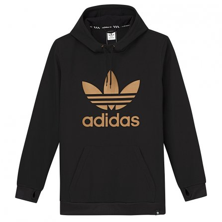Adidas Team Tech Hoodie Sweatshirt (Men's) -