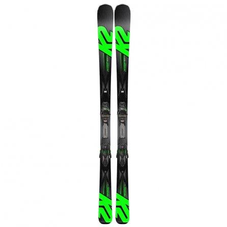 K2 Ikonic 80 Ti Ski System with MXC 12 TCX Bindings (Men's) -