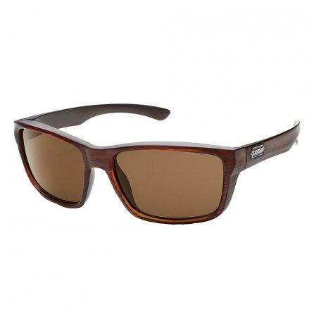 Suncloud Mayor Sunglasses - Burnished Brown