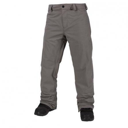 Volcom Freakin GORE-TEX Chino Snowboard Pant (Men's) - Charcoal/Gray