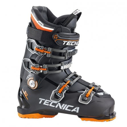 Tecnica Ten.2 90 Ski Boots (Men's) - Black/Orange