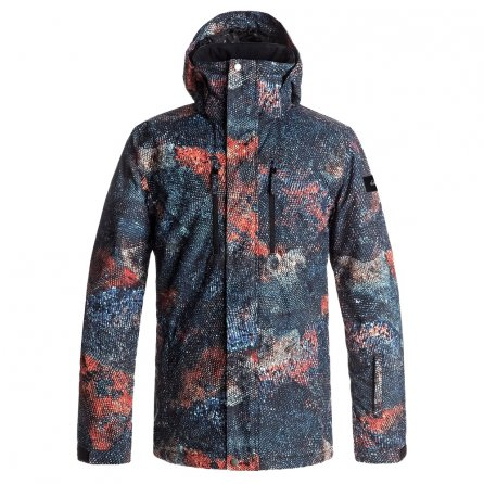 Quiksilver Travis Rice Mission Printed Insulated Snowboard Jacket (Men's) -