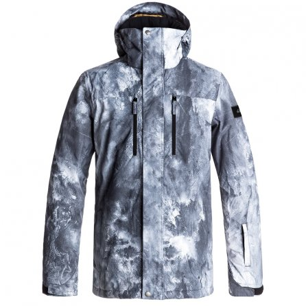 Quiksilver Mission Printed Insulated Snowboard Jacket (Men's) -