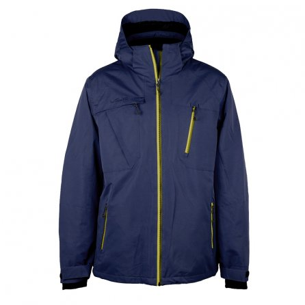 Liquid Force Insulated Snowboard Jacket (Men's) - Navy