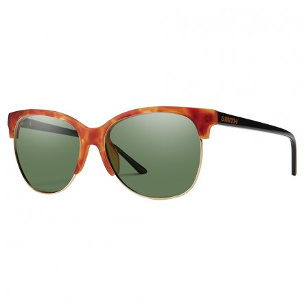 Smith Rebel Sunglasses - Matte Honey Tortoise/Black