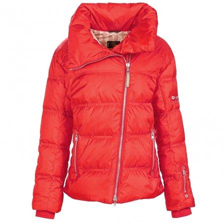 Bogner Emma-D Down Ski Jacket (Women's) - Hot Red