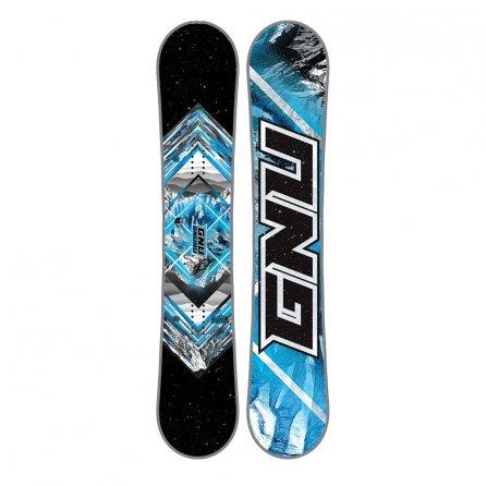 GNU Asym Gnuru Mid-Wide Snowboard (Men's) - 158