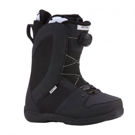 RIDE Sage Snowboard Boots (Women's) - Black
