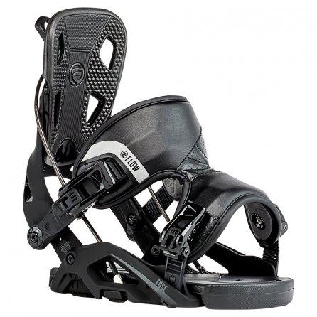 Flow Fuse Snowboard Binding (Men's) - Black
