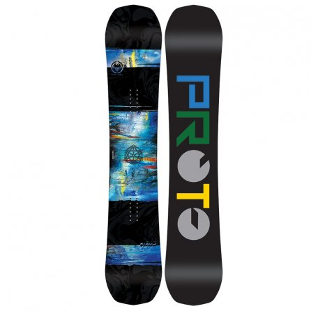 Never Summer Proto Type Two X Wide Snowboard (Men's) -