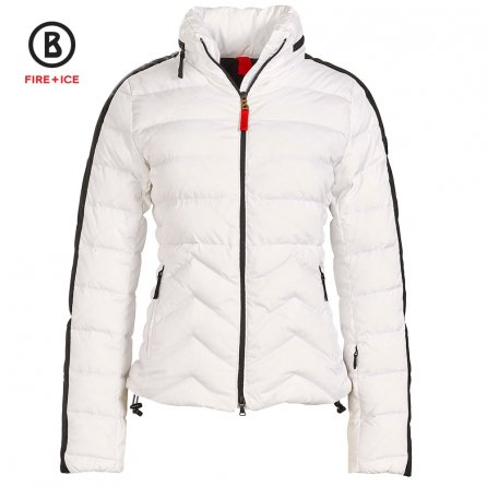 Bogner Fire + Ice Danea-D Down Ski Jacket (Women's) - White/Black