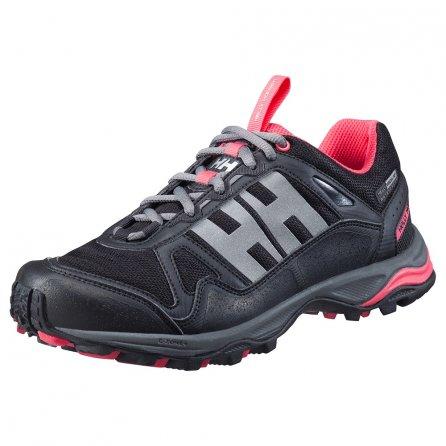 Helly Hansen Pace Trail 2 HT Shoe (Women's) - Black/Charcoal/Magenta