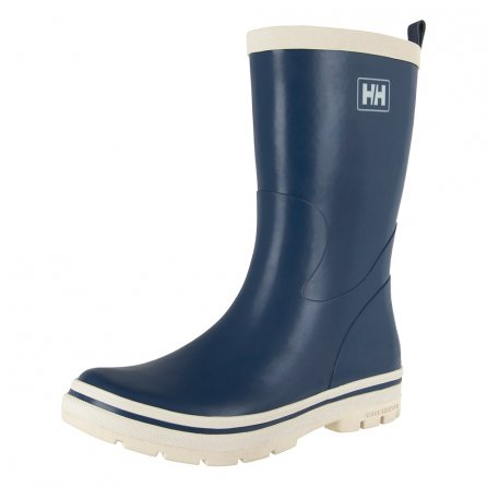 Helly Hansen Midsund 2 Rain Boot (Women's) - Tech navy/Off White