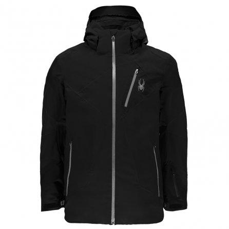 Spyder Leader Insulated Ski Jacket (Men's) - Black